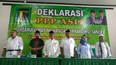 Photo of PPP Solo Deklarasikan Diri Dukung Prabowo-Sandi di Pilpres 2019
