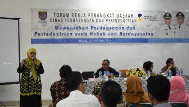 Photo of Disdagin Kota Depok : Tiga Program Andalan Untuk Tahun Anggaran 2020