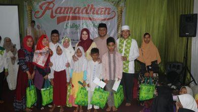 Photo of Bang Pradi , Buka Bersama dengan 100 Anak Yatim