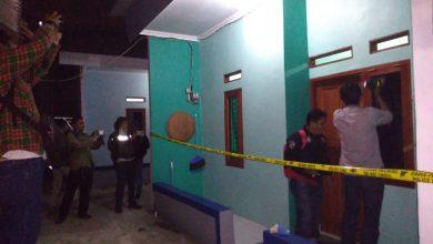 Photo of Kontrakan Terduga Teroris di Cilodong Depok Di Geledah Densus 88