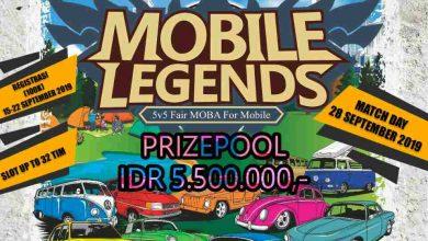 """Photo of Penggemar dan Pecinta Mobil VW Diseluruh Indonesia Siap Hadiri """"VolksWOWgen Days"""" Jambore Nasional ke-50 VIA di Cibubur"""