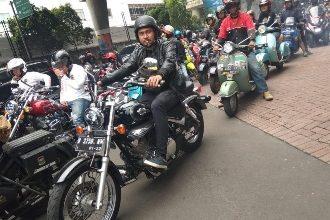 Photo of Komunitas Klub Bikers For Indonesia Kampanyekan Persatuan Dengan Kemping Tiga Hari di Cibubur