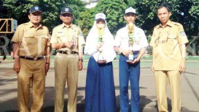 Photo of SMPN 8 Depok Gelar Kegiatan Rutin Jumat