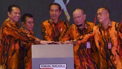 Photo of Presiden RI Buka Mubes Ke-X Pemuda Pancasila