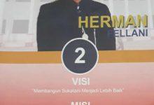 Photo of Herman Felani Siap Lanjutkan Program. Calon Ketua LPM Sukatani Kec.Tapos