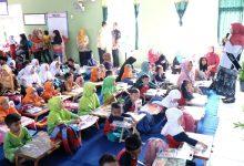 Photo of Kelurahan Cilodong Gelar Lomba Ekspresi Anak