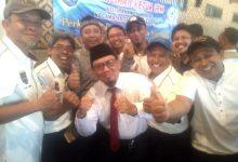 Photo of Tofik Zulfikar, Dikukuhkan KembaliJadi Ketua LPM Kelurahan Cilangkap