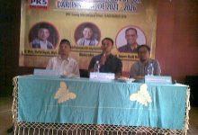 Photo of PKS Gelar Diskusi Publik Bacawali Depok