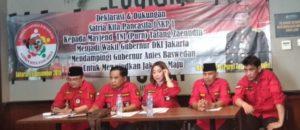 """Photo of Ormas Satria Kita Pancasila Deklarasi """" Dukung Mayjen Purn Tatang Zaenudin Menuju Wagub DKI"""