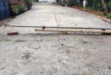 Photo of Pengecoran Jalan Camar Dinilai Asal-Asalan