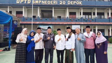 Photo of SMPN 20 Gelar Peringatan Maulid Nabi Muhammad SAW.