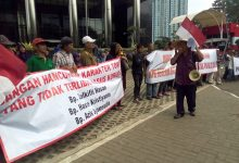 Photo of MAPAKPK Demo di Gedung KPK