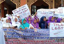 Photo of Masyarakat Depok Deklarasi Tolak LGBT
