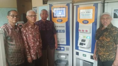 Photo of ATM Beras Hadir di Depok, Harapkan Kerjasama Pemerintah Daerah