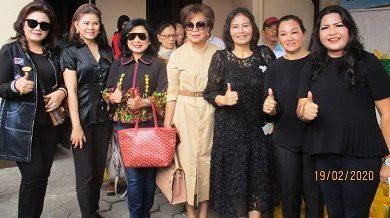 Photo of Tina Syukur Nababan Gelar Bakti Sosial, Dihadiri Wakil Ketua DPRD Kota Depok