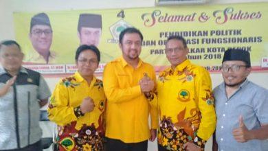 Photo of KPNP Mencoba Samakan Visi Dengan Golkar Dalam Pilkada