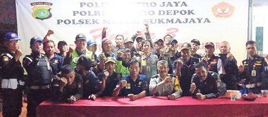 Photo of Wakil Walikota Depok Hadiri Pokdar Kamtibmas Sub-Sektor 72 Kali Baru Milad Ke-3