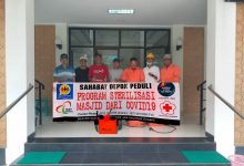 Photo of Komunitas Sahabat Depok Gerak Cepat Cegah Penyebaran Corona