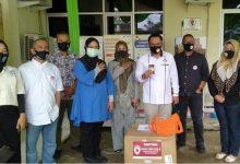 Photo of Satgas Lawan Covid-19 Kota Depok Bagikan APD ke Rumah Sakit