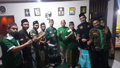 Photo of Sinergi: MWCNU, GP Ansor, Banser Cilodong dan JATMAN Sukmajaya Berbagi ke Yatim