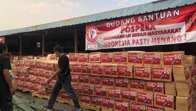 Photo of DUA HARI JELANG HARI RAYA IDUL FITRI 1441 H, POSPERA BAGIKAN BERAS KE 35.000 RUMAH TANGGA DI JAKARTA