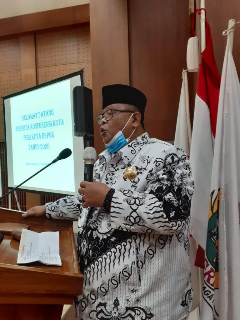 Dede Amar, Ketua PGRI Jawa Barat